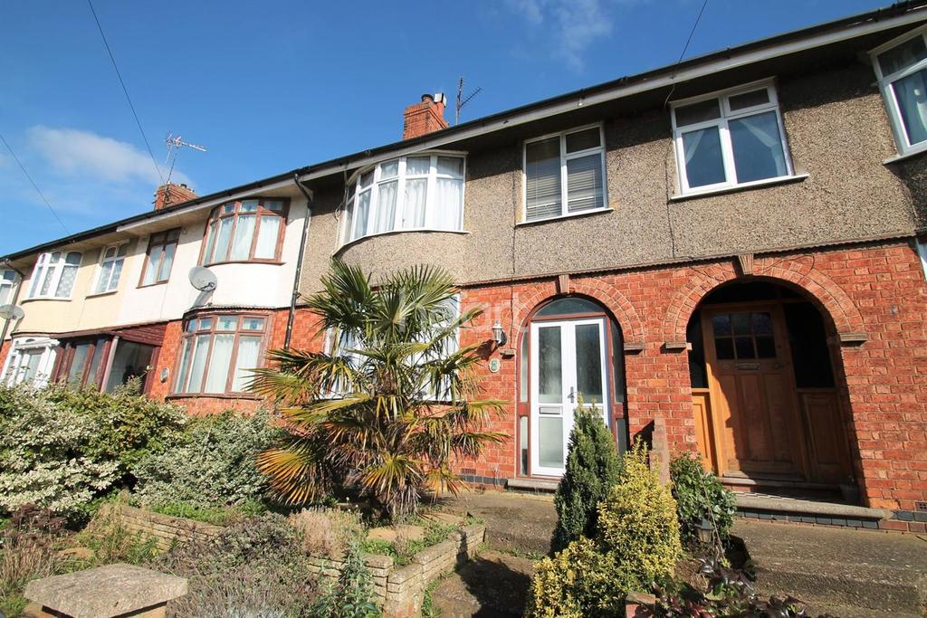 3 Bedrooms Terraced House for sale in Branksome Avenue, Kingsthorpe, Northampton
