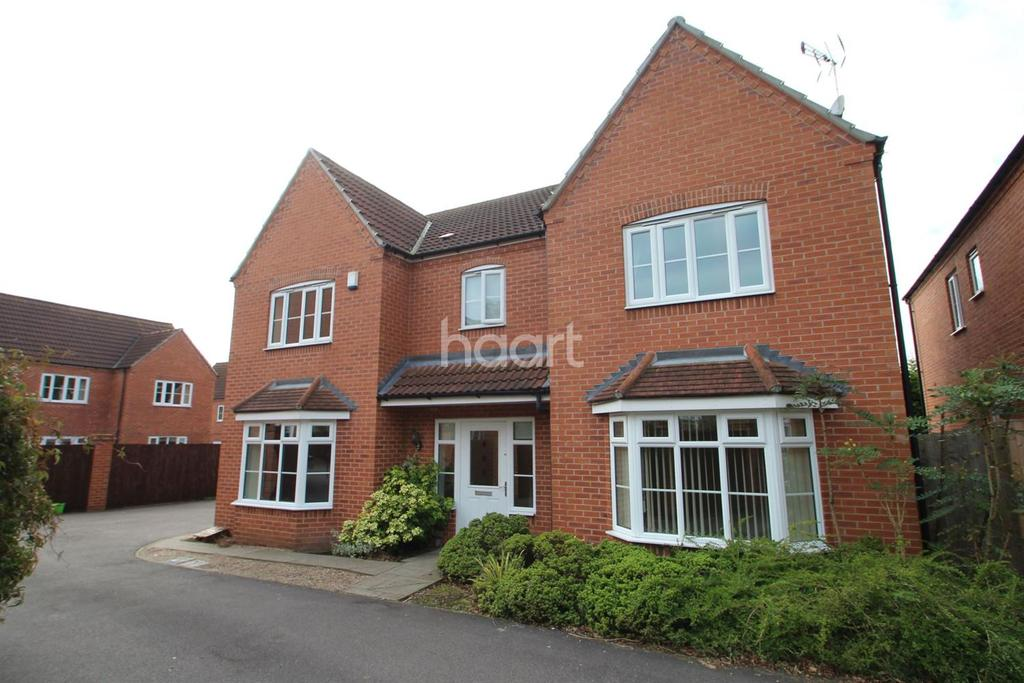 5 Bedrooms Detached House for sale in Sycamore Close, Ruddington, Nottinghamshire