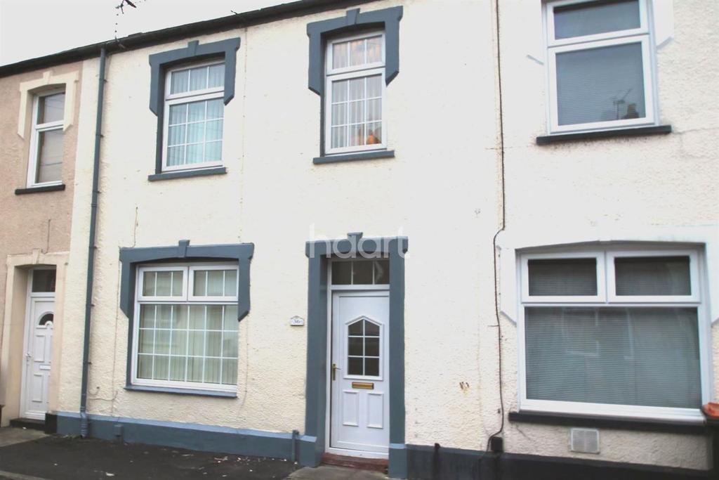 4 Bedrooms Terraced House for sale in Oakley Street, Newport