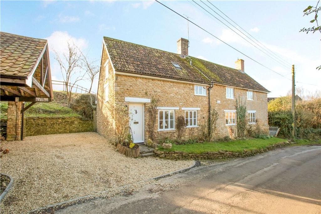 3 Bedrooms Detached House for sale in Middle Ridge Lane, Corton Denham, Sherborne, Somerset, DT9