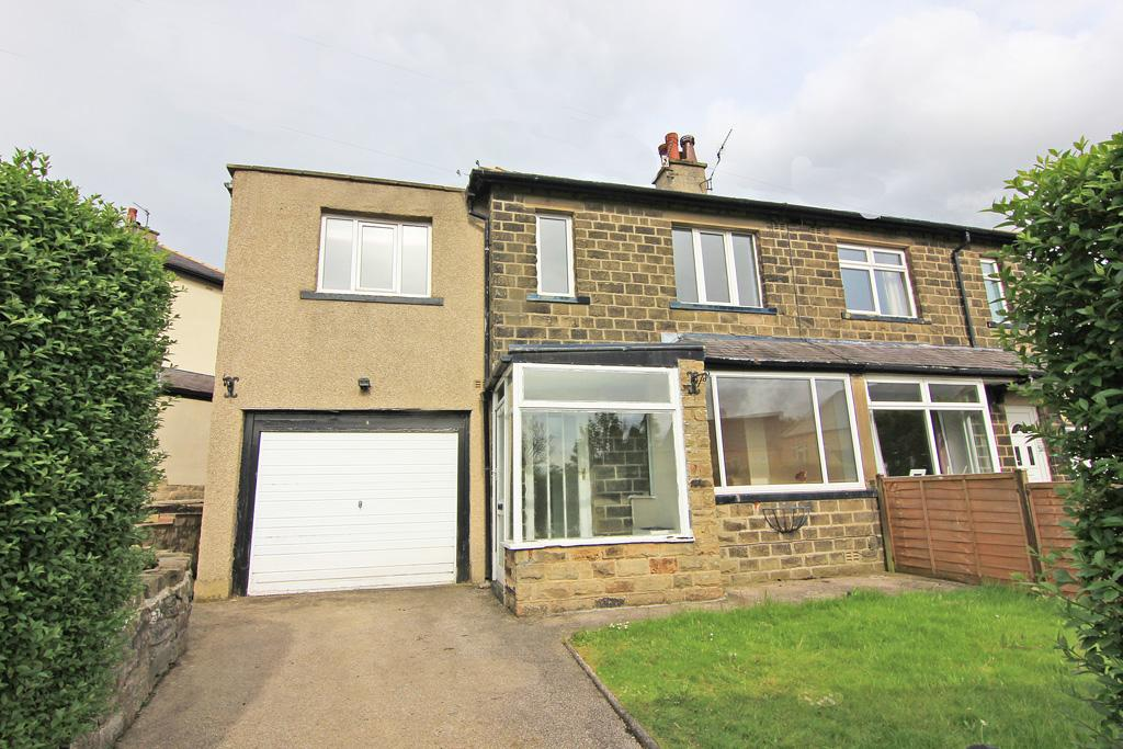 3 Bedrooms Semi Detached House for sale in 4 Hurrs Road, Skipton,