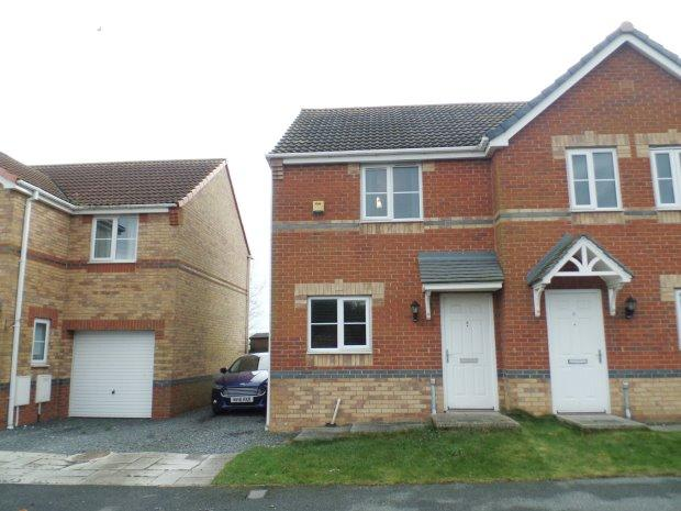 2 Bedrooms Semi Detached House for sale in WINDERMERE ROAD, SOUTH HETTON, PETERLEE AREA VILLAGES