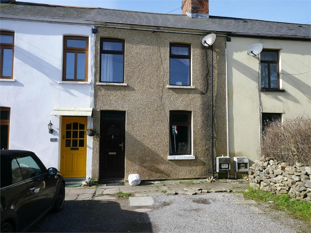 2 Bedrooms Terraced House for sale in Sunnybank, Dinas Powys