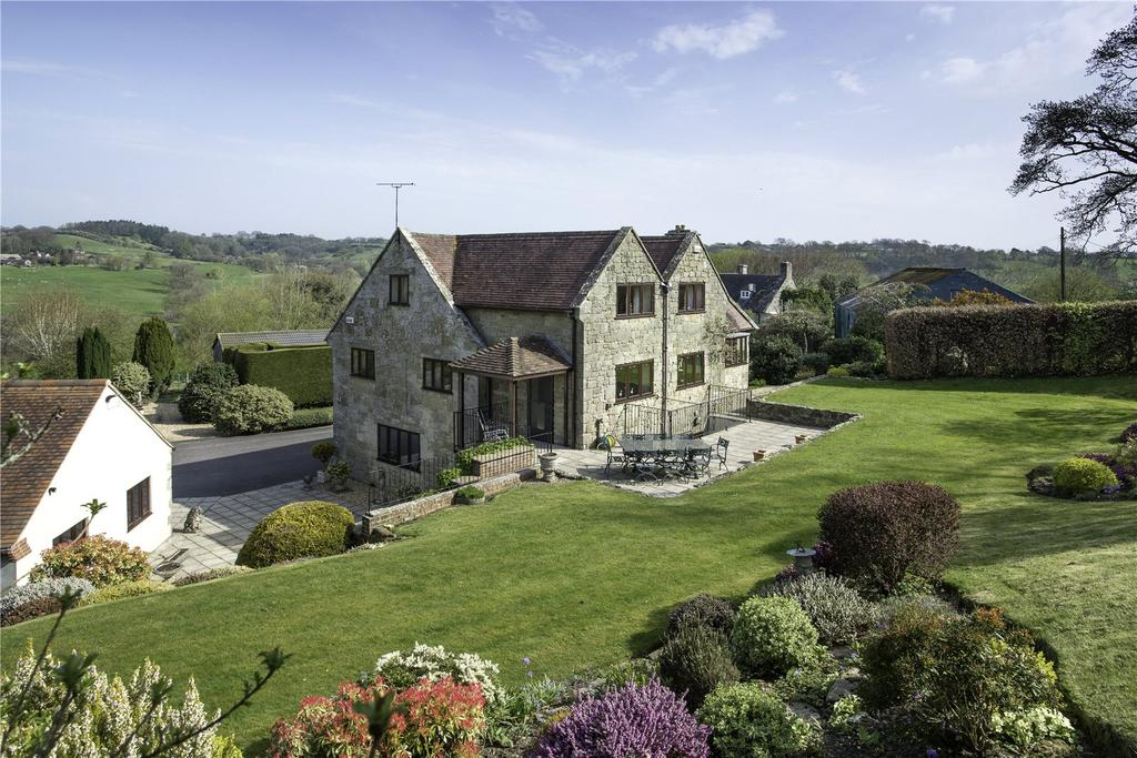 4 Bedrooms Barn Conversion Character Property for sale in Cann Hill, Melbury Abbas, Shaftesbury, Dorset, SP7