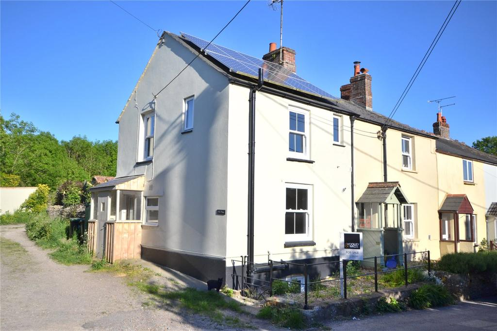 2 Bedrooms End Of Terrace House for sale in West End, Cattistock, Dorchester, Dorset, DT2