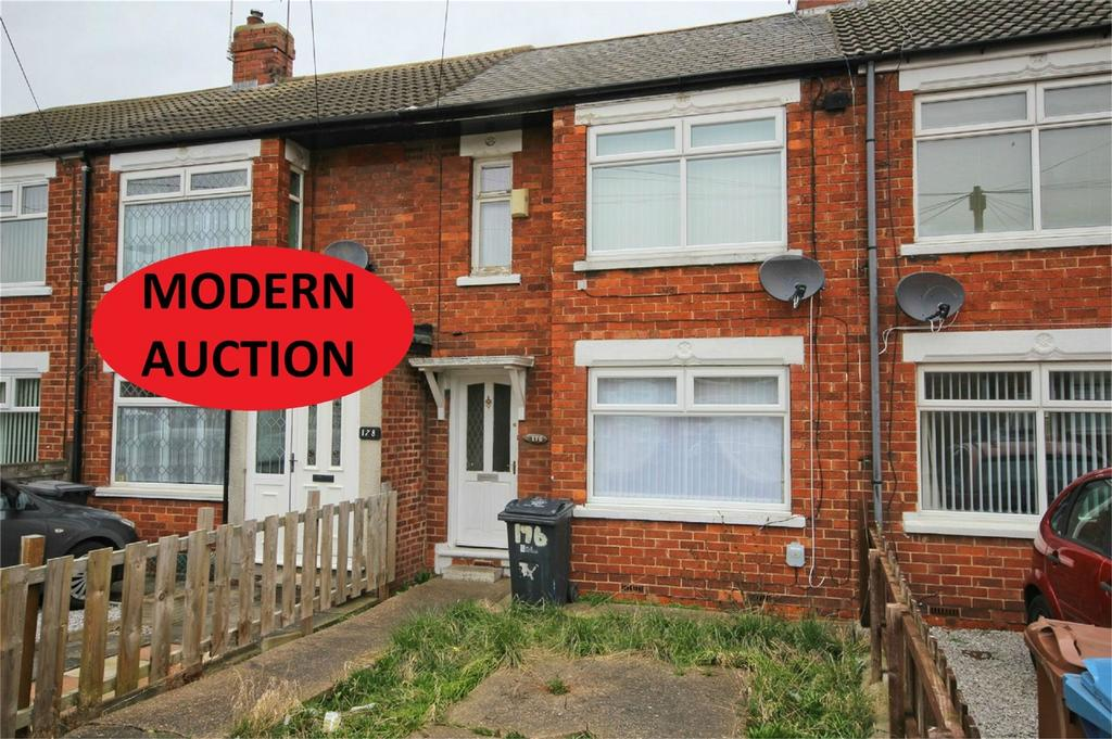 2 Bedrooms Terraced House for sale in Bristol Road, Hull, East Riding of Yorkshire