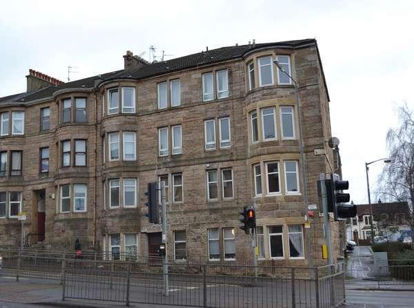 1 Bedroom Flat for sale in 1/1, 218 Bearsden Road, Anniesland, Glasgow, G13 1JX