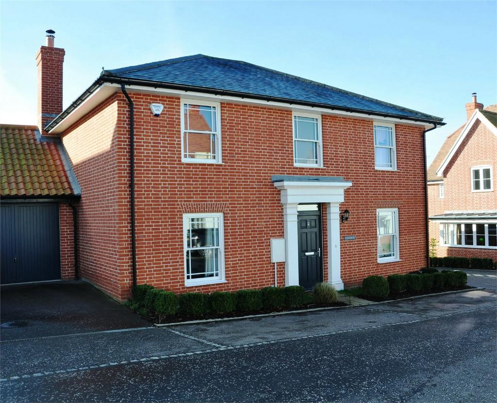 4 Bedrooms Detached House for sale in 2 Pentlows, Braughing