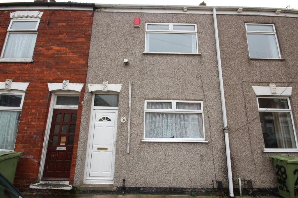 3 Bedrooms Terraced House for sale in Harold Street, Grimsby, DN32