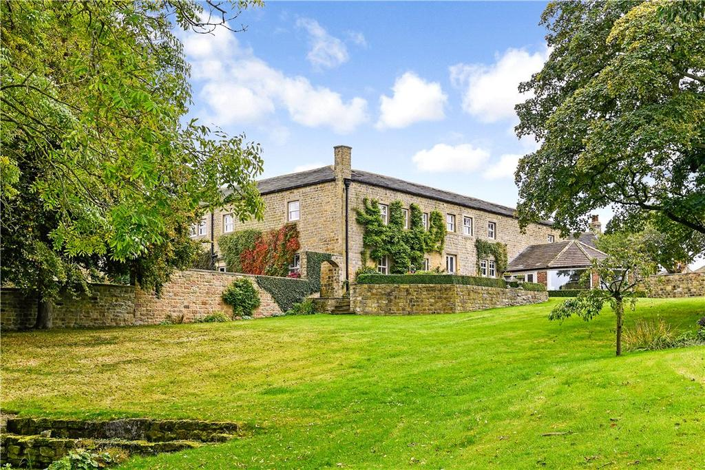 6 Bedrooms Detached House for sale in Barrowby, Kirkby Overblow, Harrogate, North Yorkshire, HG3
