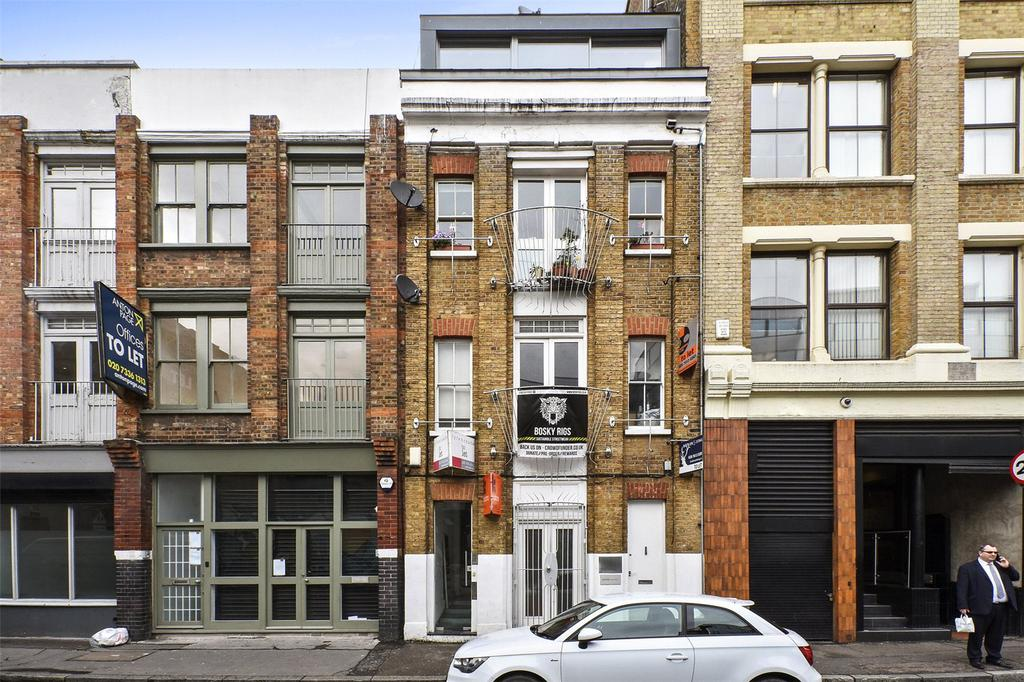 1 Bedroom Flat for sale in Cowper Street, London, EC2A