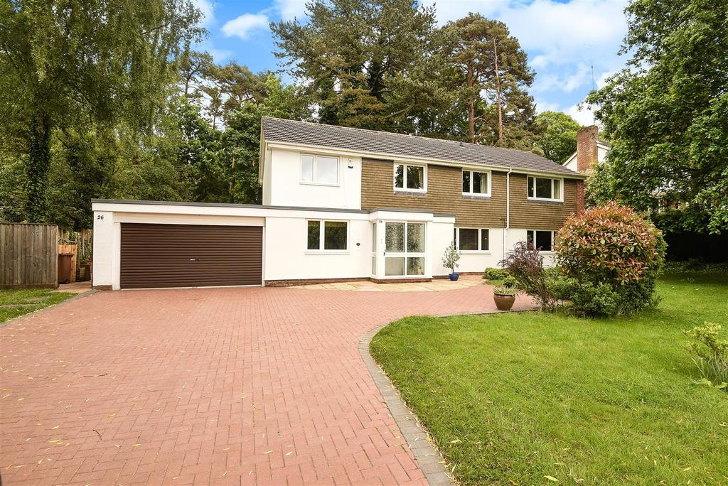 5 Bedrooms Detached House for sale in Feilden Grove, Headington, Oxford