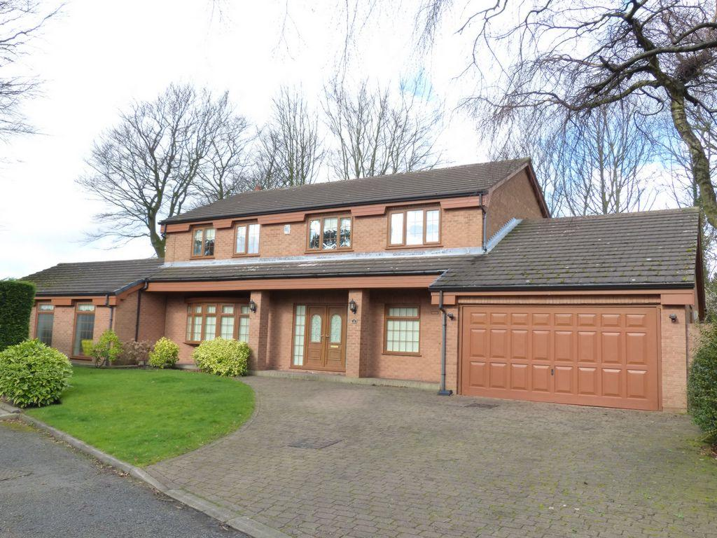 4 Bedrooms Detached House for sale in Elmsfield Park, Aughton, L39