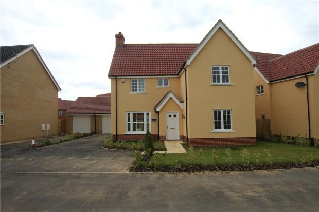 4 Bedrooms Detached House for sale in Mulberry Grove, North Walsham, Norwich