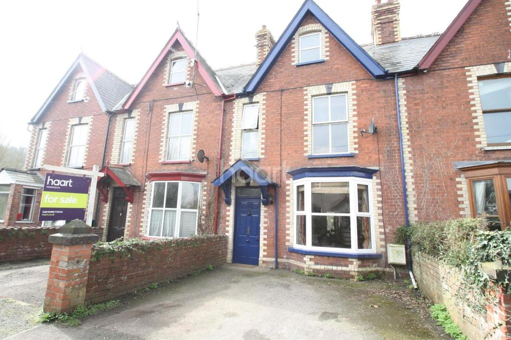 4 Bedrooms Terraced House for sale in Victoria estate, Monmouth