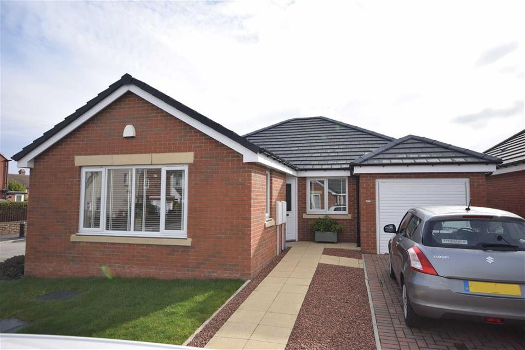3 Bedrooms Detached Bungalow for sale in Garth Crescent, South Shields