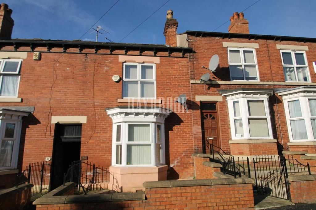 2 Bedrooms Terraced House for sale in Vincent Road, Nether Edge, S7