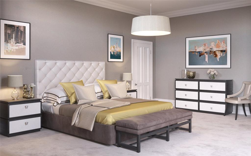3 Bedrooms Apartment Flat for sale in WH 6, Westerlea Refurb, Ellersly Road, Edinburgh, Midlothian