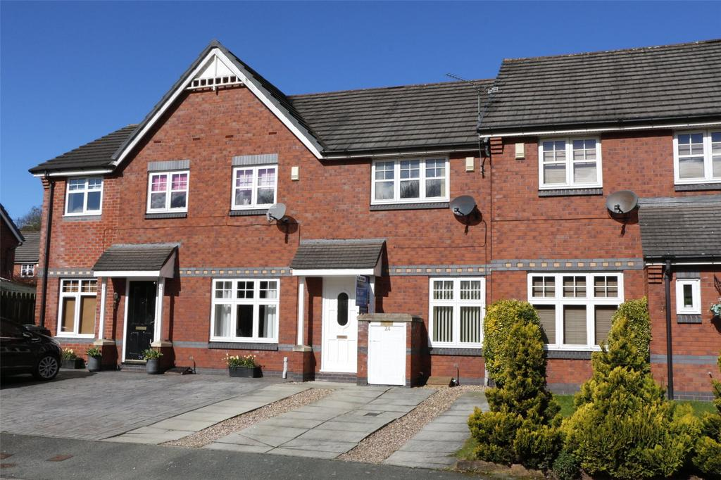 2 Bedrooms Terraced House for sale in Moss Valley Road, Wrexham, LL11