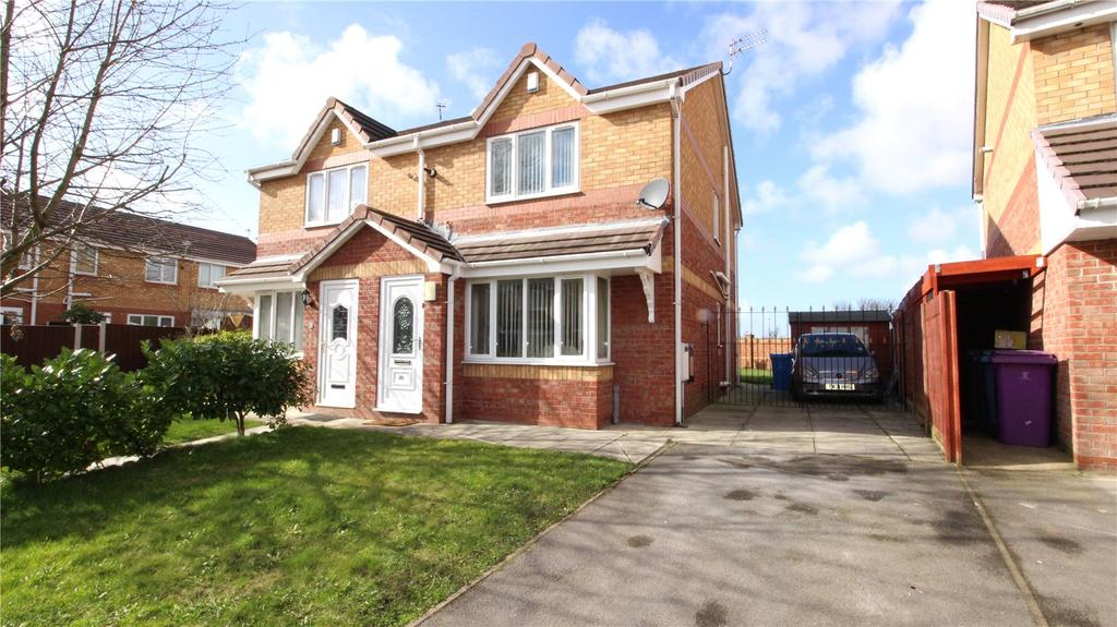 3 Bedrooms Semi Detached House for sale in Unicorn Road, Liverpool, Merseyside, L11