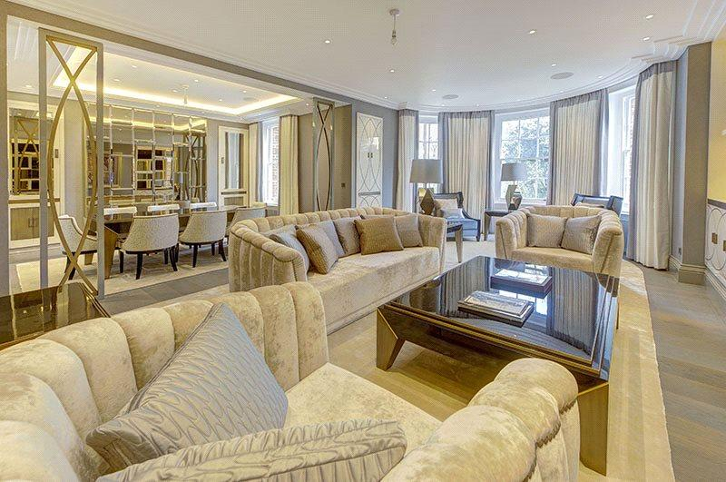 4 Bedrooms Flat for sale in Abbey Lodge, Park Road, St John's Wood, London, NW8
