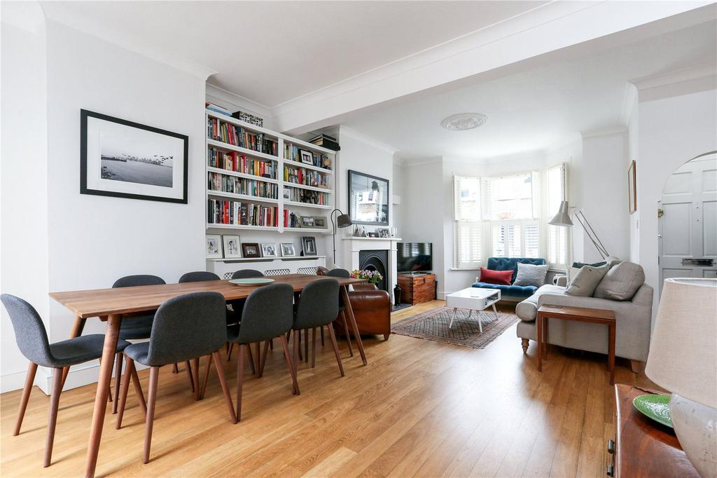 4 Bedrooms Terraced House for sale in Sherbrooke Road, Fulham, London, SW6