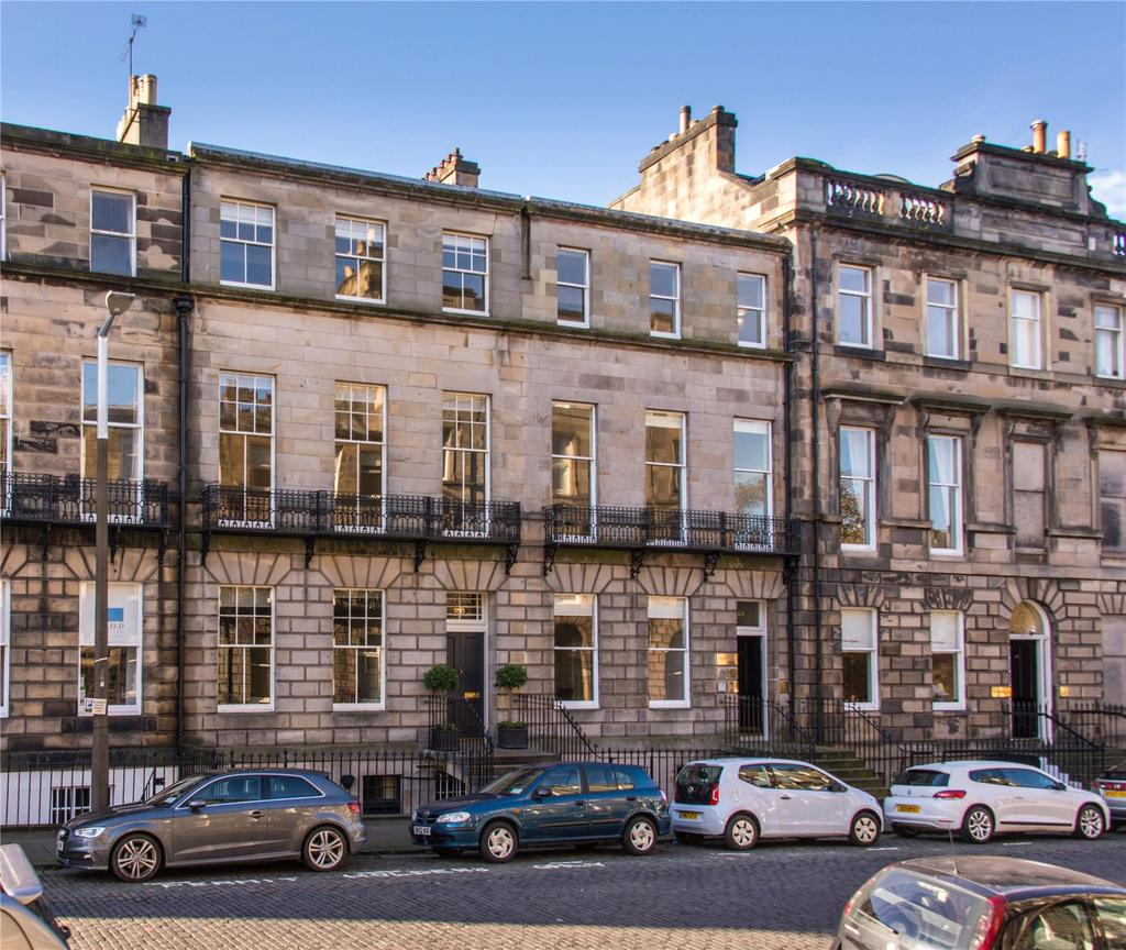 6 Bedrooms Terraced House for sale in 26 Walker Street, West End, Edinburgh, EH3
