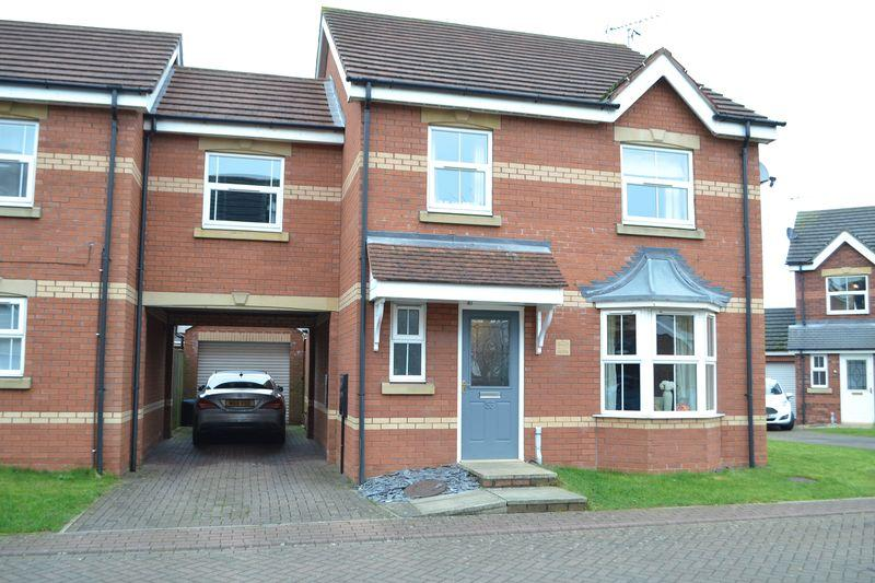4 Bedrooms Mews House for sale in Laurel Way Scunthorpe DN16 3GT