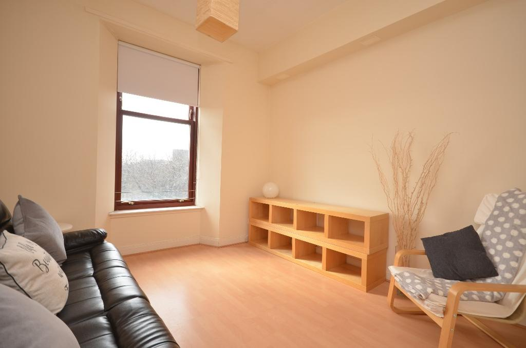 1 Bedroom Flat for sale in Dumbarton Road, Flat 2/2, Whiteinch, Glasgow, G14 9UQ