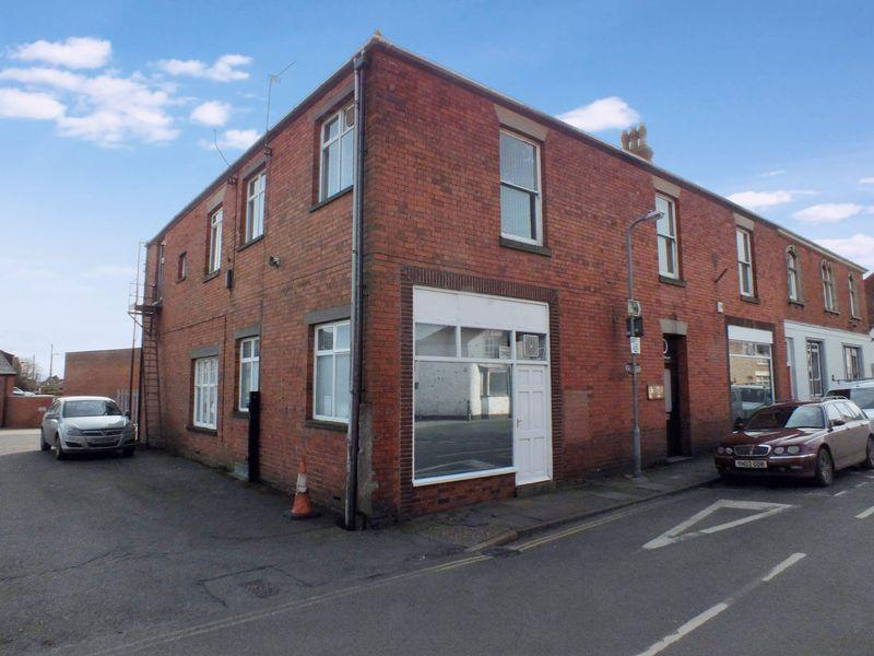2 Bedrooms End Of Terrace House for sale in Queen Street, Spilsby