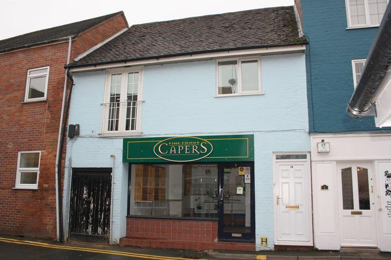 1 Bedroom Flat for sale in Church Street, Pershore
