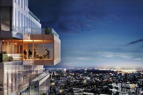 3 bedroom block of apartments  - Ritz-Carlton residences at Mahanakhon, Freehold, 215-310 sqm.