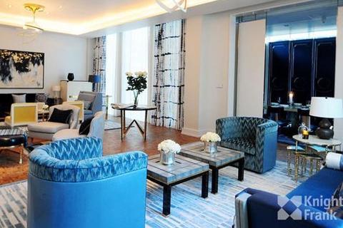 3 bedroom block of apartments  - Ritz-Carlton residences at Mahanakhon, Freehold, Sky Residence units, 324-844 sqm.