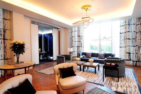2 bedroom block of apartments  - Ritz-Carlton residences at Mahanakhon, Freehold, 221-222 sqm., Duplex units