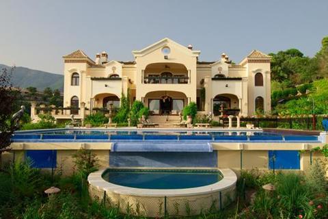 12 bedroom villa  - Benahavis, Malaga