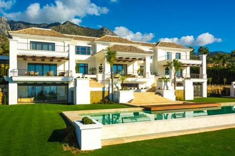 7 bedroom villa  - Sierra Blanca, Marbella Golden Mile, Malaga