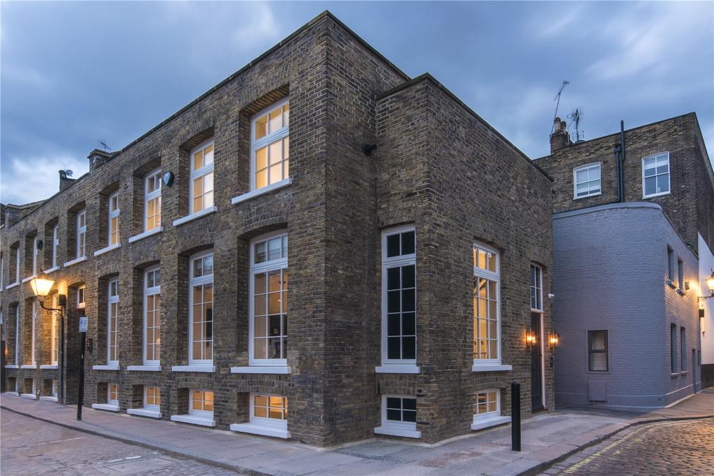 4 Bedrooms Mews House for sale in Oldbury Place, Marylebone, London, W1U
