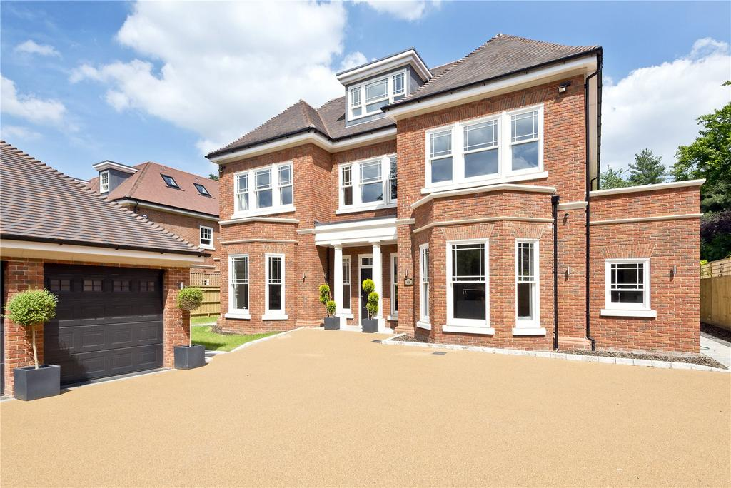 5 Bedrooms Detached House for sale in Imperial Row, London Road, Ascot, Berkshire, SL5