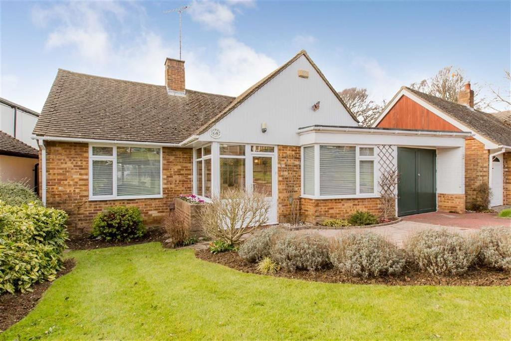 3 Bedrooms Detached Bungalow for sale in Benett Drive, Hove, East Sussex