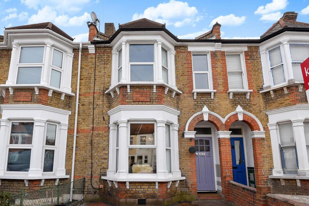 3 Bedrooms Terraced House for sale in Pattenden Road, Catford, SE6