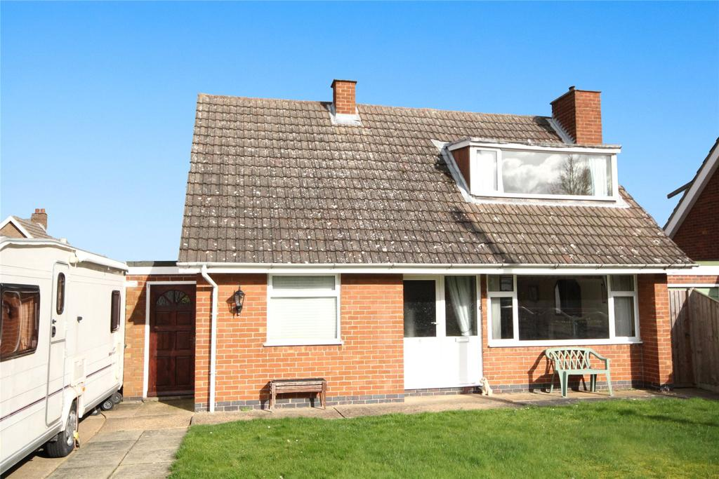 3 Bedrooms Detached House for sale in St Botolphs Road, Sleaford, NG34