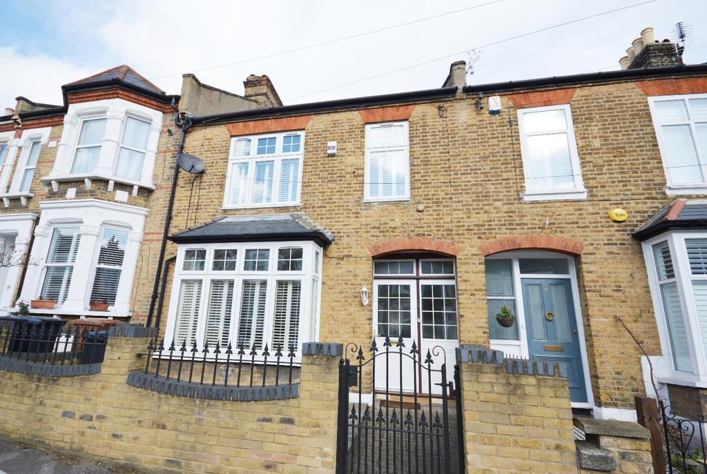 5 Bedrooms Terraced House for sale in Bartram Road Brockley SE4