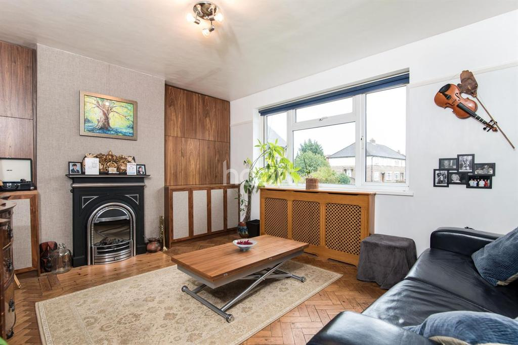 1 Bedroom Maisonette Flat for sale in Gifford Gardens, Hanwell