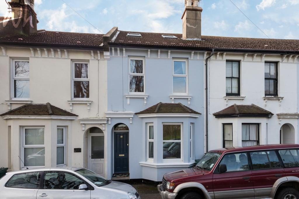 4 Bedrooms Terraced House for sale in Beaconsfield Road, Portslade BN41