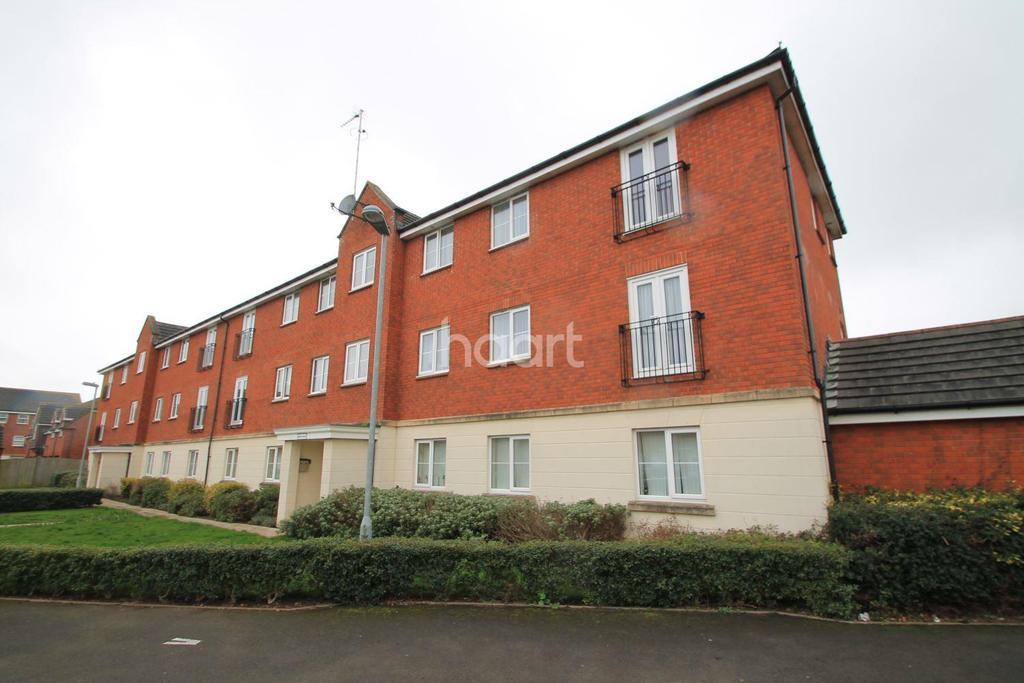 2 Bedrooms Flat for sale in Powis Close, Celtic Horizon, Newport