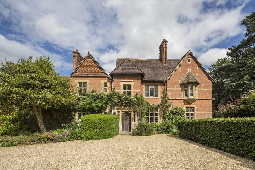 6 Bedrooms Detached House for sale in Brightwalton, Newbury, Berkshire, RG20
