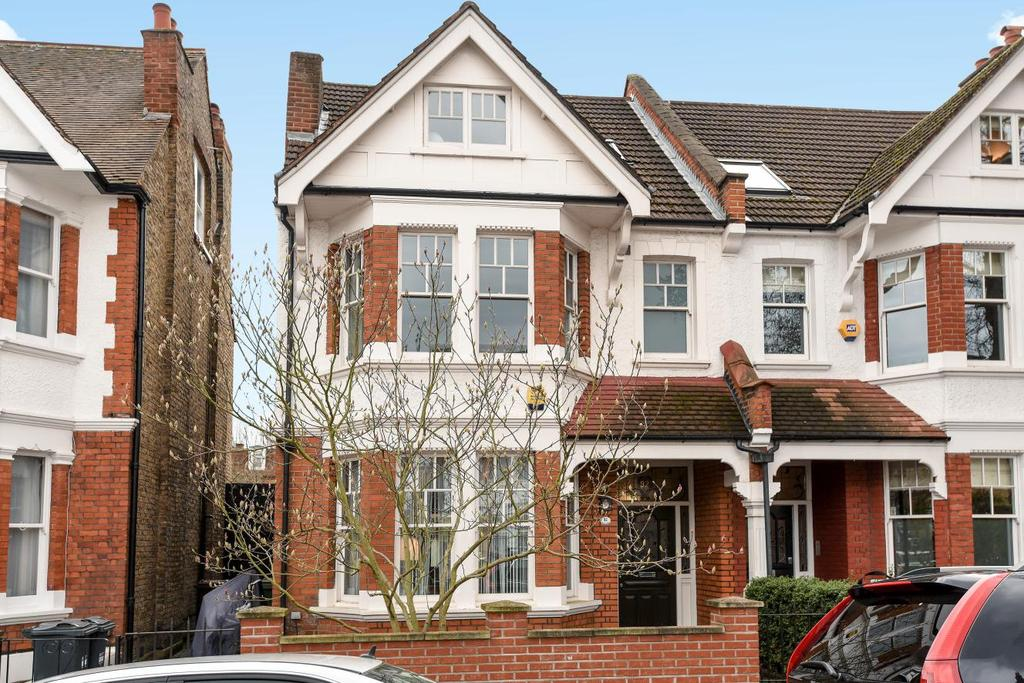 5 Bedrooms Semi Detached House for sale in Wavendon Avenue, Chiswick, W4