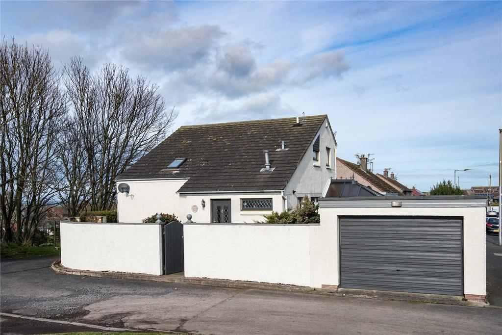 4 Bedrooms Detached House for sale in Coromandel, The Avenue, Eyemouth, Berwickshire
