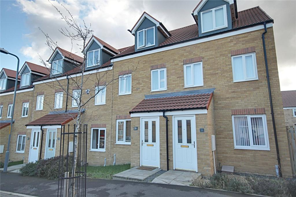 3 Bedrooms Terraced House for sale in Greensforge Drive, Ingleby Barwick