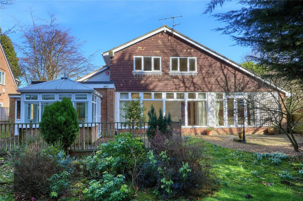 4 Bedrooms Detached House for sale in Worsley Crescent, Marton